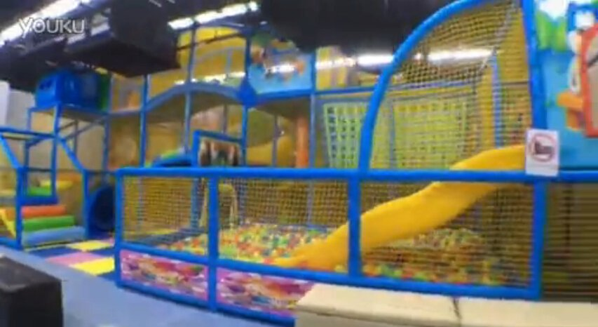 Liben Indoor Playground in Singapore